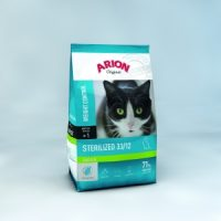 ARION ORIGINAL CAT STERILIZED CHICKEN 7.5KG
