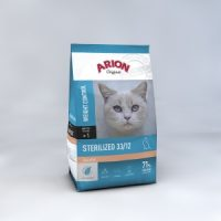 ARION ORIGINAL CAT STERILIZED SALMON 2KG