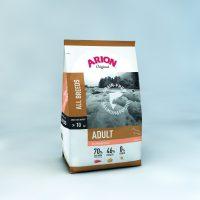 ARION GRAIN FREE SMALL BREED SALMON & POTATO 3KG